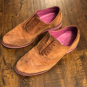Cole Haan Alisa two-tone oxford
